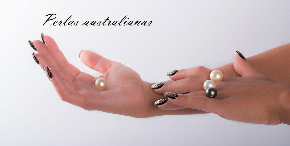 perlas australianas