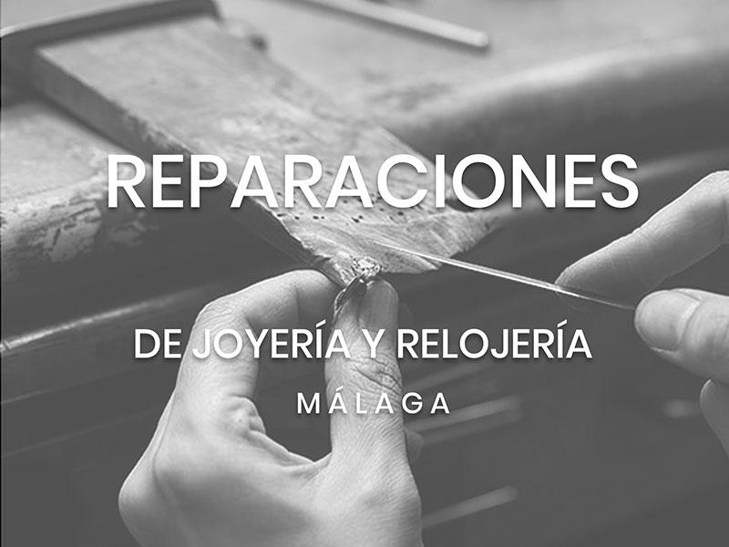 reparacion de joyas en malaga